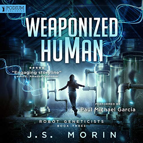 Weaponized Human cover art