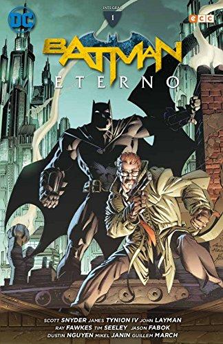 Batman Eterno: Integral vol. 01 (Batman Eterno: Integral (O.C.))