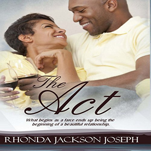 The Act audiobook cover art