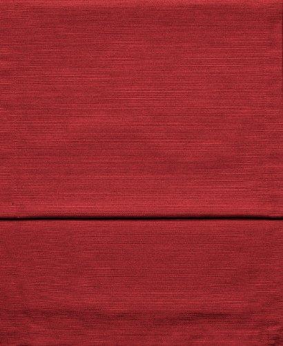 Fino Tischläufer ca. 40 x 150 cm mit Saum hochwertig & knitterarm mit großer Farbauswahl (Farbe 050 Rot)