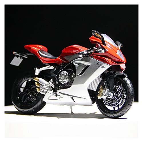 Boutique 1:12 Motocicleta Aleación Simulación En Miniatura para Kawasaki Ninja ZX-10R Modelo Locomotora Varios Colección Adultos Regalo Coche Juguete ( Color : 14 )