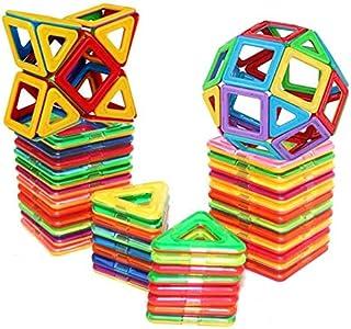 مكعبات البناء المغناطيسية، مجموعة العاب تعليمية للاولاد والفتيات، 36 قطعة