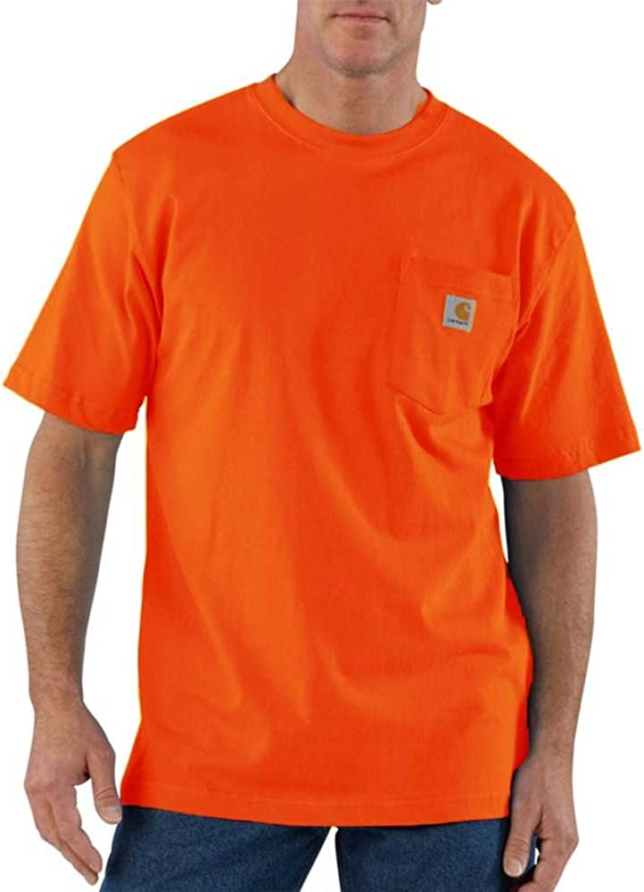 Carhartt Men's Short-Sleeve Save money 55% OFF