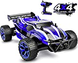 Gizmovize Remote Control Car, 4WD RC Car 2.4Ghz High Speed Racing Toy Cars, Electronic Off Road Drift Car Racing Toy Vehicle Remote Controlled Cars for Kids & Adults