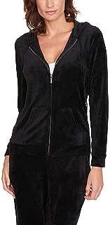 Best hooded velour jacket Reviews