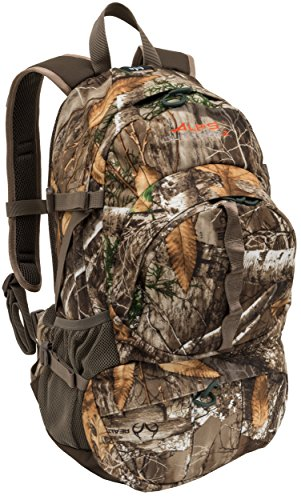 ALPS OutdoorZ Dark Wood Jagd-Tagesrucksack, Unisex-Erwachsene, 9649110, Realtree Edge, 2285- Cubic Inches