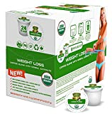 SOLLO Weight Loss Coffee Pods Compatible With 2.0 K-Cup Keurig Brewers, Weightloss Control,...