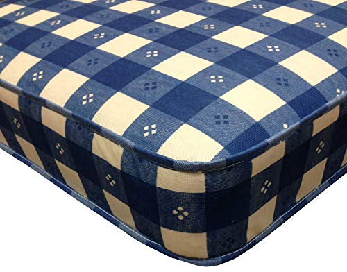 3ft Single Mattress 90cm x 190cm, 3ft x 6ft3 Quality Budget Mattress with Fast Delivery