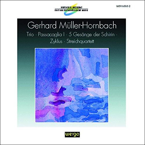Müller-Hornbach : Portrait du compositeur.
