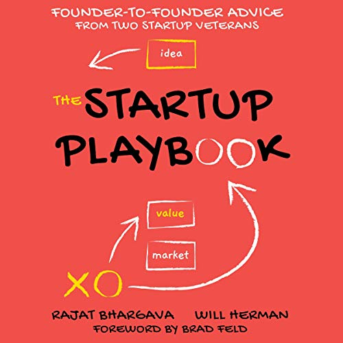 『The Startup Playbook (2nd Edition)』のカバーアート