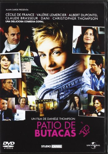 Patio de butacas [DVD]