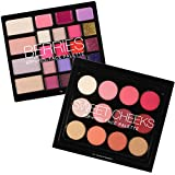 BYS Sweet Cheeks and Berries Face Palette,...