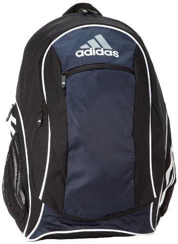 adidas Estadio Team Backpack II, One Size Fits All, Collegiate Navy