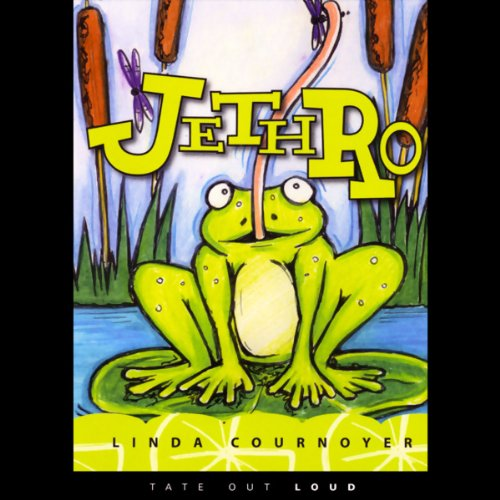 Jethro audiobook cover art
