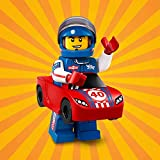 LEGO Series 18 Collectible Party Minifigure - Race Car Guy (71021)