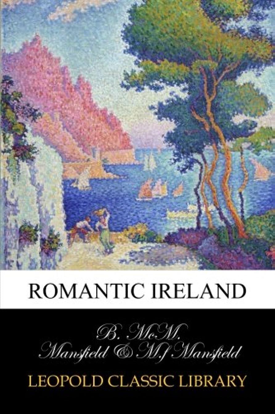 受ける晩ごはんギャップRomantic Ireland