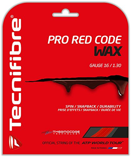 Tecnifibre(テクニファイバー)『PRO RED CODE WAX』