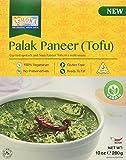 ASHOKA Palak Paneer, (Tofu) Fertiggericht, 3er Pack (3 x 280 g)
