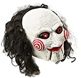 Trick or treat - MAHAL766 - Masque latex adulte billy puppet saw