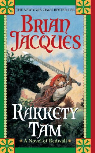 Rakkety Tam (Redwall Book 17) (English Edition)