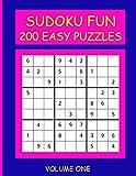 Sudoku Fun: 200 Easy Puzzles - Volume One