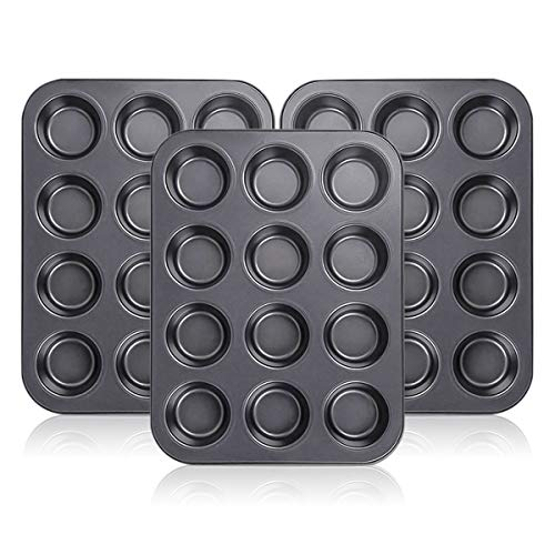 12-Cup Muffin & Cupcake Pans,