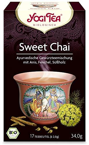 Yogi Tea Bio Yogi Tea Sweet Chai Bio (6 x 17 Btl)