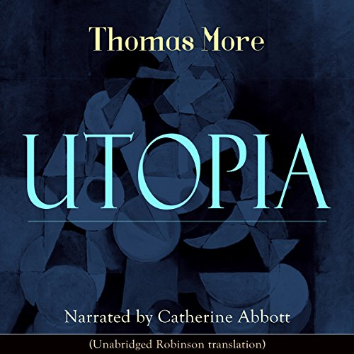 Utopia audiobook cover art