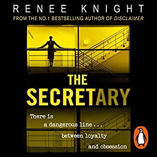 The Secretary                   By:                                                                                                                                 Renée Knight                               Narrated by:                                                                                                                                 Victoria Hamilton                      Length: 8 hrs and 23 mins     63 ratings     Overall 4.1