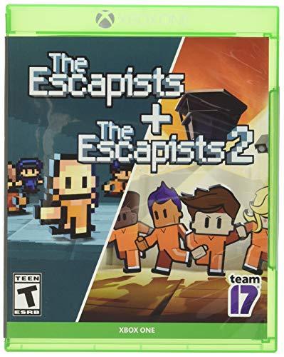 The Escapists + The Escapists 2 (輸入版:北米) - XboxOne