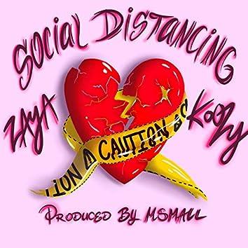 Social Distancing (feat. Ko0zy)