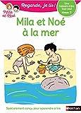 Regarde, je lis - Mila et Noé à la mer - Lecture CP Niveau 3 (26)