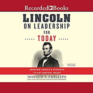 Lincoln on Leadership for Today cover art