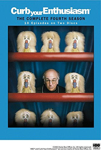 Curb Your Enthusiasm: Season 4 [DVD] [2005]