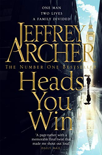 Heads You Win by [Jeffrey Archer]