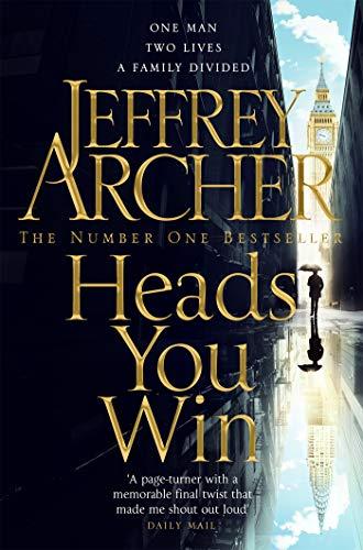 Heads You Win by [Jeffrey Archer]