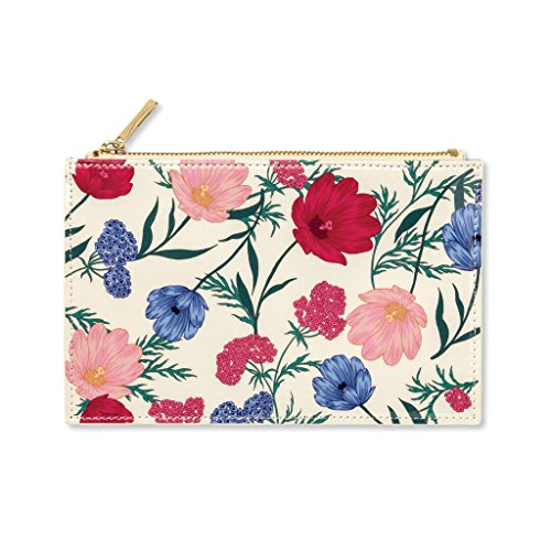 Kate Spade New York Women's Blossom Pencil Pouch Multi One Size