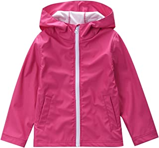 M2C Boys & Girls Hooded Waterproof Rain Jacket