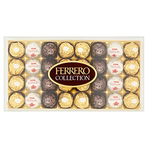 Ferrero Collection Rondnoir/Rocher/Raffaello á 359g MHD:12.5.18
