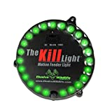 Elusive Wildlife The Kill Light Motion Activated Feeder Light - Green