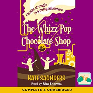 The Whizz Pop Chocolate Shop cover art