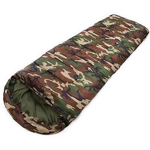 Preisvergleich Produktbild RJ YXX Schlafsack Im Freien Wärme in Räumen Erwachsener Umschlag Schlafsack Single Anti-schmutzig Reisen Wasserdicht Anti-kalt Kann verlinkt Werden Schlafsack