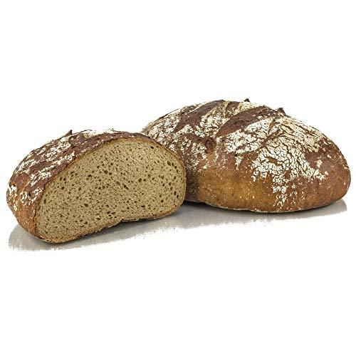 Vestakorn Handwerksbrot, Frankenkruste 1kg - frisches Brot – Natursauerteig, selbst aufbacken in 10 Minuten