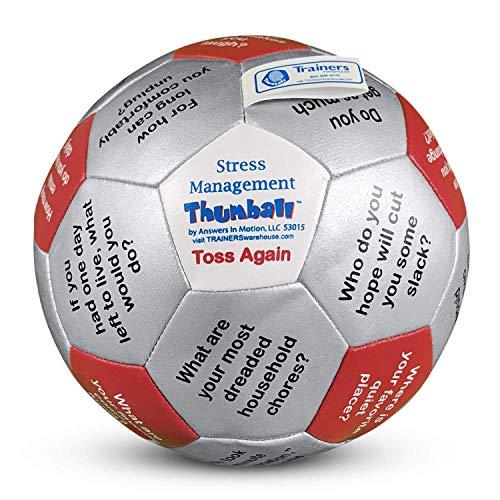 "Stress Management Thumball 6"""