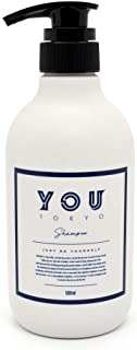 YOUTOKYO(ユートーキョー)チリ毛 メンズ シャンプー トリートメント アミノ酸 洗浄 肌に潤い 保湿(シャンプー ボトル 500ml)
