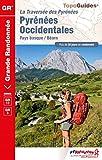 Pyrénées occidentales - Traversée des Pyrénées Pays Basque-Béarn