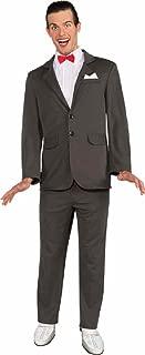 Pee Wee Herman Suit 1980s Adult 887410