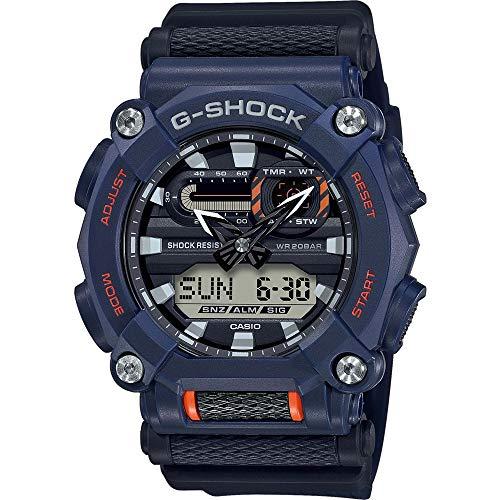 CASIO G-Shock Analógico-Digital GA-900-2A