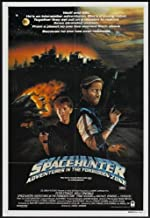Spacehunter: Adventures in the Forbidden Zone Poster 27x40 Peter Strauss Molly Ringwald