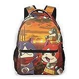 人気妖怪ウォッチ5 バックパック大容量 バックパック多機能 旅行 バックパック登山 バックパック男女兼用 Backpack ファッション 子供 通用する 通学 かばん